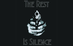 Graphic Novel: The Rest is Silence