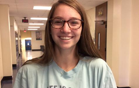 Student Spotlight – Caroline Bell (10)