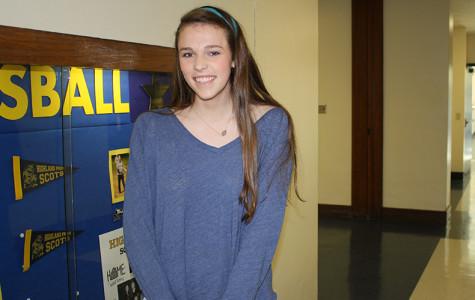 Student Spotlight – Eleanor Gambrell (10)