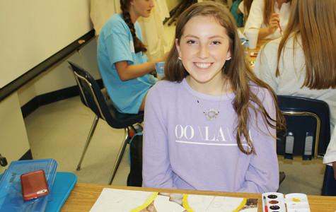 Student Spotlight – Margaret Mary Mencke (10)