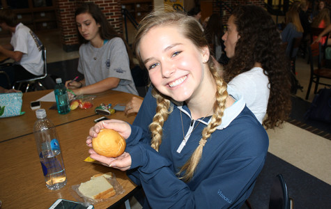 Student Spotlight – Jenna Peck (10)