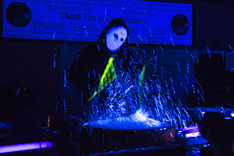 Blacklight Pep Rally -- Photos