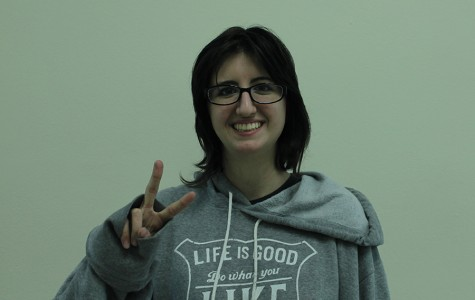 Student Spotlight – Bella Yeffeth (12)