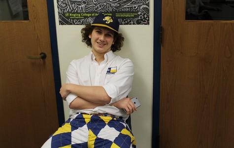Student Spotlight – Eric Johnsen (12)