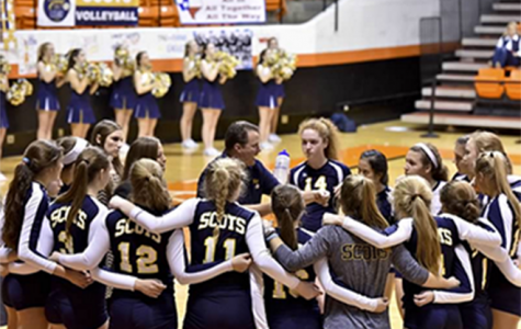 Volleyball Playoffs: HP Lady Scots vs. Waco Midway Lady Panthers