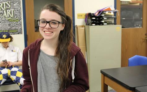 Student Spotlight – Madison Sheahan (12)