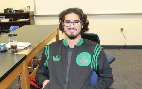 Student Spotlight – Rafael Villafane-Cuesta (11)