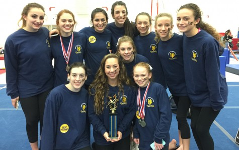Lady Scots gymnastics add another win