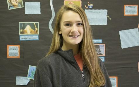Student Spotlight – Alexandra Whitlock (9)