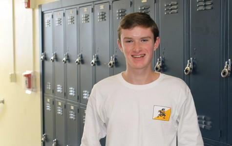 Student Spotlight – Andrew Kliewer (12)