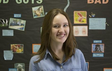 Student Spotlight – Cassandra Polley (11)