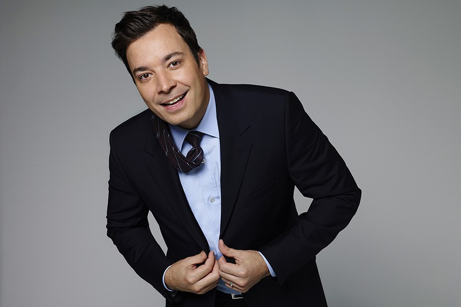 Jimmy+Fallon%3A+Bringing+the+laughs