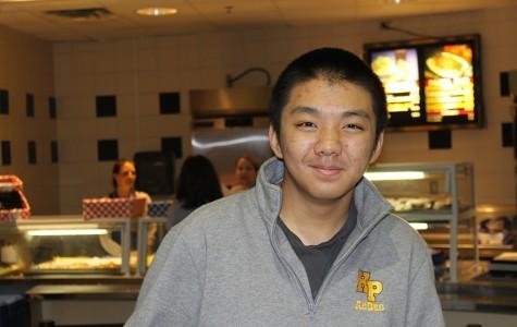 Student Spotlight – Michael Xie (10)