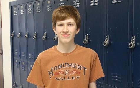 Student Spotlight – William Cerny (10)