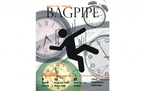 The Bagpipe: Vol 84 Issue 5