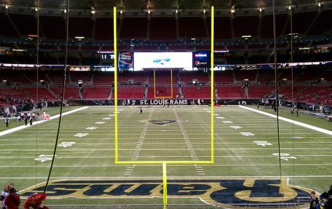 'Meet Me in St. Louis' feels empty, like the Rams' stadium