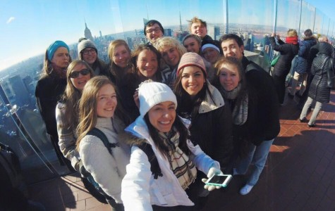 Choir Takes a Bite of the Big Apple
