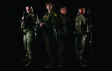 Women entering the draft