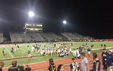 Scots win first football district game