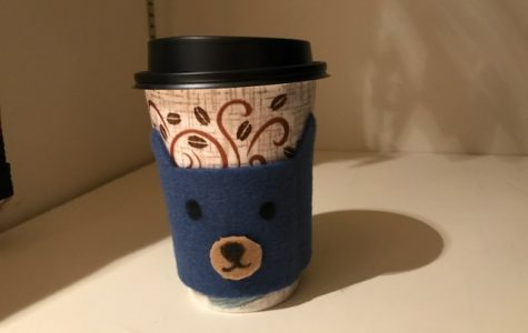 DIY Felt Coffee Sleeves