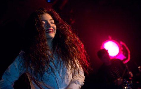 Lorde's Love Club
