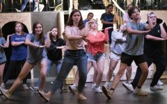 Theater's Fall Musical Demands Intense Preparation