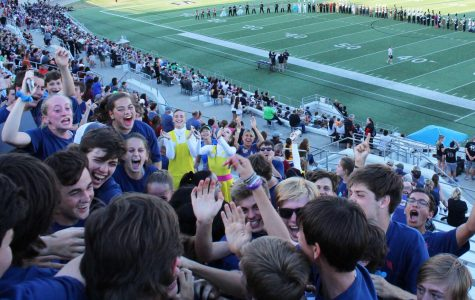 The Highlander Band participated in the Mansfield Preview of Champions competition last Saturday. Their show,