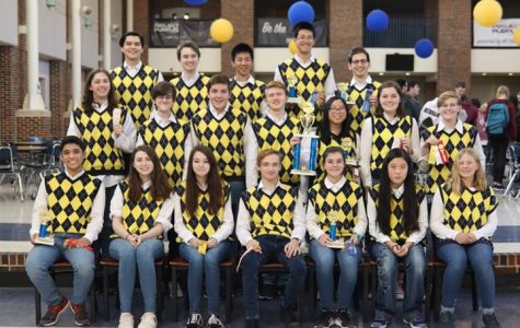 Academic Decathlon Blazes Through Competition At First Two Meets