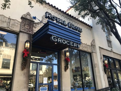Bagpipe editor Lucy Gomez visits Royal Blue Grocery to sample their coffee. She also stopped at Starbucks and Drip Coffee to determine which one was the best out of the three.