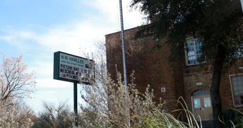 """Pictured is N.W. Harllee, which was an all-Black elementary school of the """"East Oak Cliff"""" region. The courts had trouble desegregating the school because there were so few white students there, especially as areas served by DISD bled white families. It"""