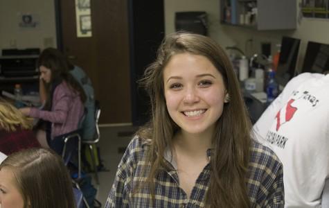 Student Spotlight – Charlotte Clark (12)