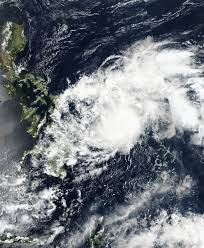 Two Typhoons in Two Weeks