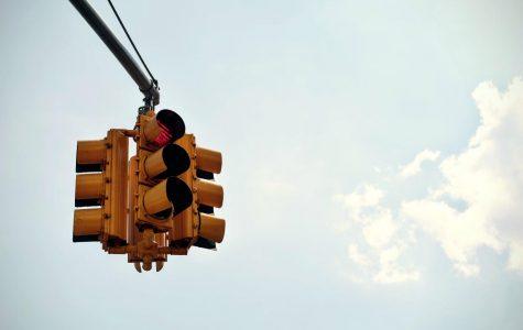 Turning off red light cameras