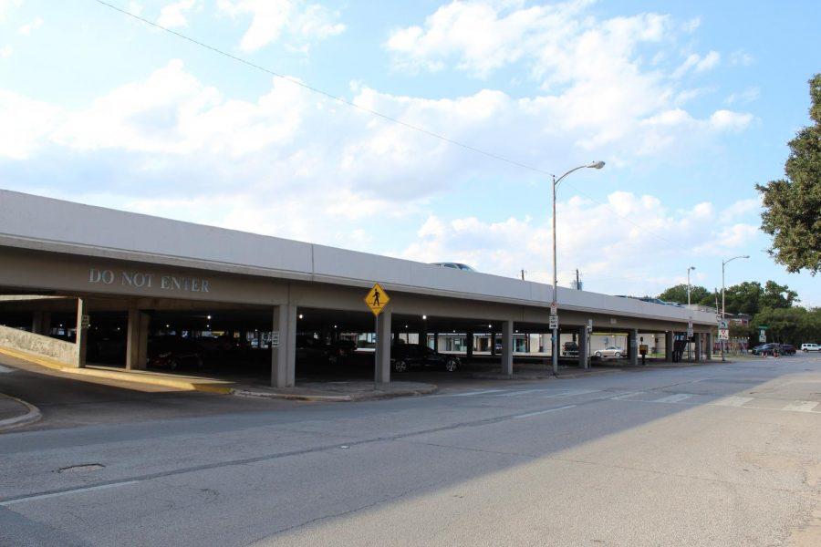 Preston+Center+Parking+Garage+Creates+Parking+Predicaments