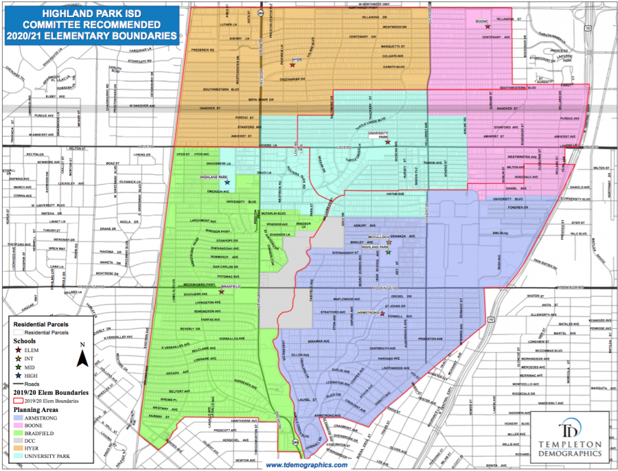 District Solidifies Elementary School Rezoning Plan