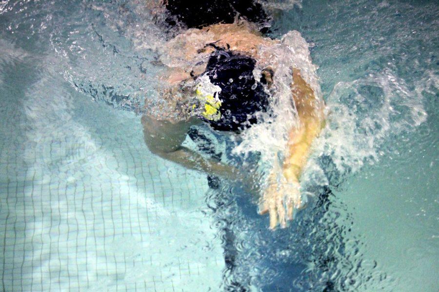 Swim+And+Dive+Meet+Vs.+Wakeland+High+School