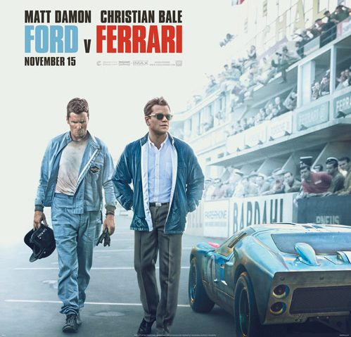 Review: Ford v. Ferrari Worth Watching This Weekend