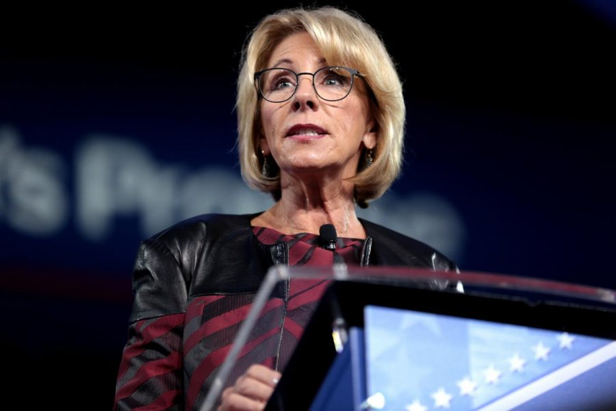 Devos Wants Reform; School Choice Debate Remains Heated