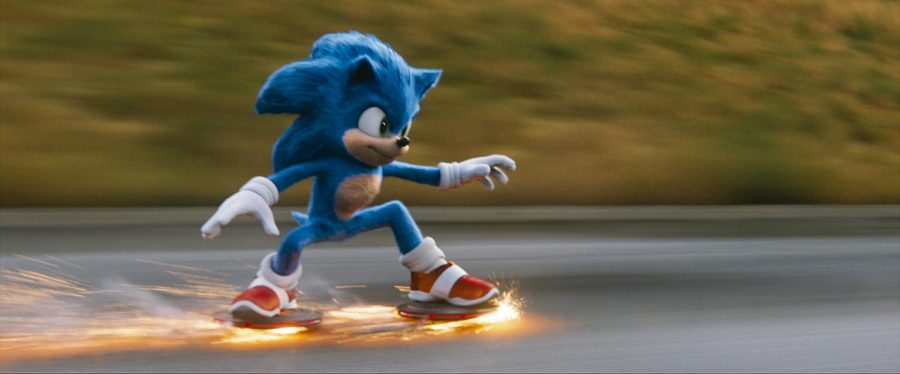 "Review: Jim Carrey Carries ""Sonic The Hedgehog"""