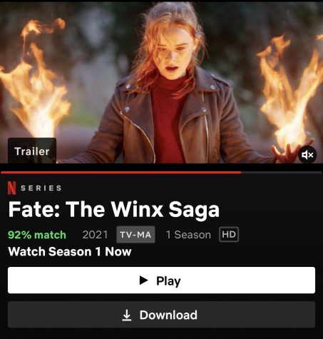 """Fate: The Winx Saga"" can be streamed on Netflix. The Netflix Original hasn"