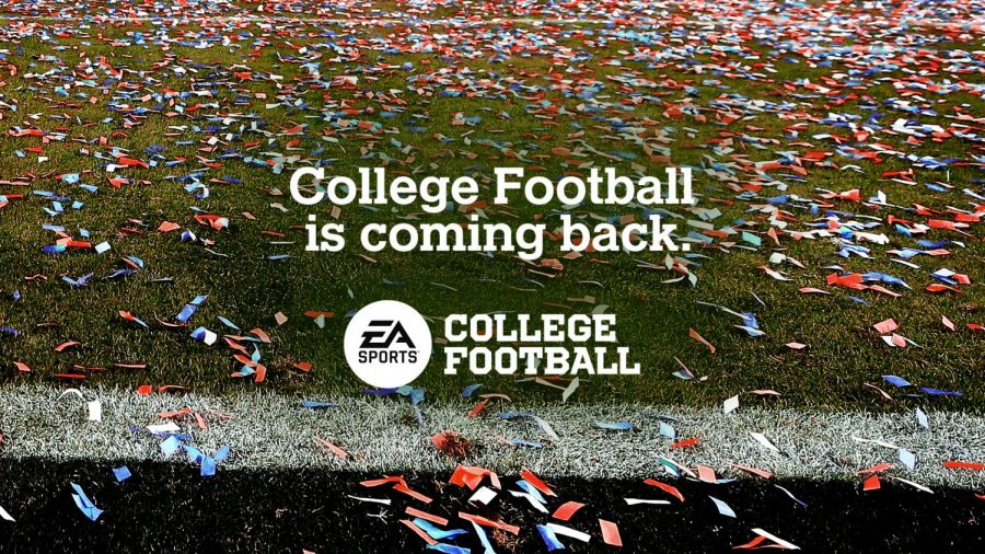 EA returns with a new college football game after more than seven years. This title will be the 22nd game of the series.