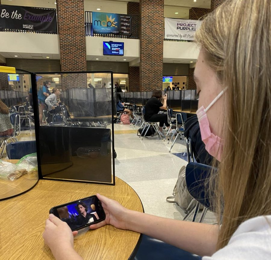 Katie Hager rewatches Criminal Minds during her lunch. Criminal Minds is available for streaming on Amazon Prime, Paramount Plus and seasons 1-12 are available on Netflix.